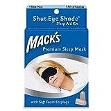 Macks shut-eye shade premium sleep mask by Mack's