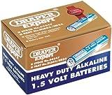 Draper Expert 64247 1.5V Heavy Duty Alkaline Batteries x 24
