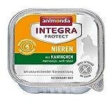 animonda Integra Protect Nieren Diät Katzen-/Nassfutter, bei chronischer Niereninsuffizienz (16 x 100 g)