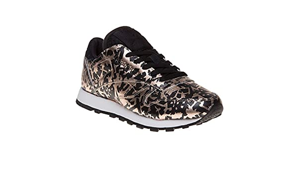 Classic Heritage Leather Reebok Femme Mode Hijacked Baskets fb7y6g