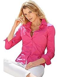 suchergebnis auf f r bluse neon pink bekleidung. Black Bedroom Furniture Sets. Home Design Ideas