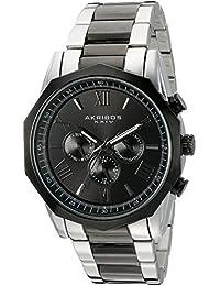 Akribos XXIV Reloj de cuarzo Man AK940TTB 46 mm