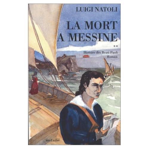 Histoire des Beati Paoli La mort a Messine