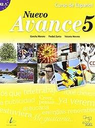 Nuevo avance 5. Libro del alumno (inkl. CD): Curso de español. Nivel B2.1