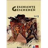 Geschichte und Geschehen - aktuelle Ausgabe / Ausgabe für Bayern / Schülerbuch 6. Schuljahr