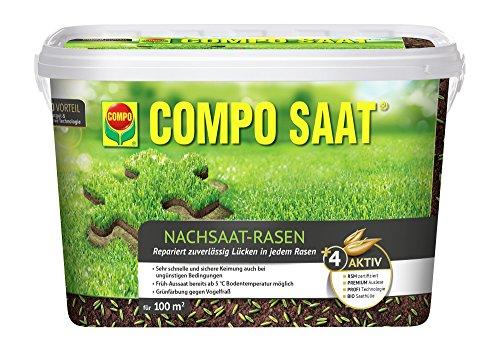 Compo Nachsaatrasen - 2kg für 100qm - 3874