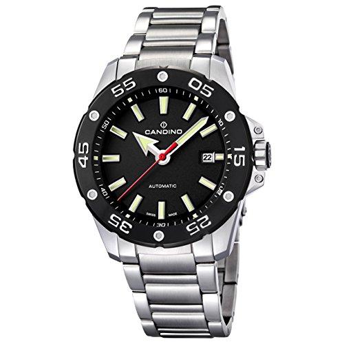 Candino Uhren Herrenuhr PlanetSolar C4452/4