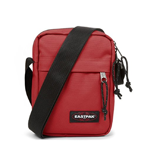 Eastpak The One Sac bandoulière - 3 L - Raw Red (Rouge)