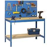 SimonRack 448100045126012 - Kit BT-2 de 1200 mm, color azul/madera