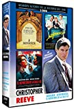 Pack Christopher Reeve 3DVD  Interferencias + Monseñor + Reportero de la calle 42
