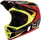 Fox Downhill-MTB Helm Rampage Pro Carbon Rot Gr. L