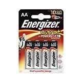 Energizer ENULTRAAP4, Pile alcaline AA LR6 Ultra+, 4 pz.