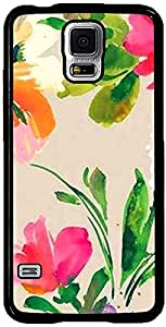 PrintVisa Pattern Abstract Floral Case Cover for Samsung Galaxy S5 Mini