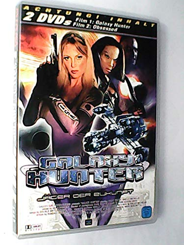 Galaxy Hunter-Jäger der Zukunft / Obsessed-Von Dämonen besessen / 2 DVD, neu