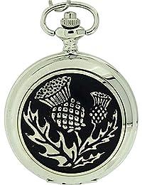 Boxx m5063.9–Pocket watch metal strap, silver