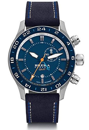 Brera Orologi reloj cronógrafo para hombre–eterno GMT