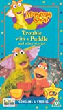 Mopatops Shop: Trouble With A Puddle And Other Stories [VHS]