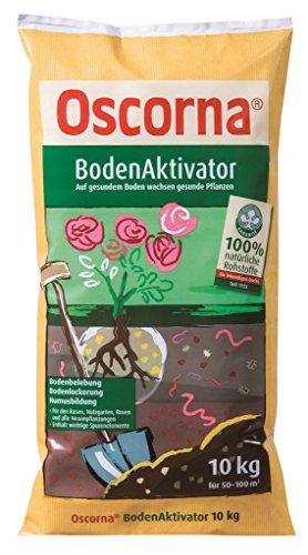 Oscorna Bodenaktivator für die Bodenverbesserung Bodenhilfsstoff 10 Kg Beutel 2,30 EUR/1 Kg