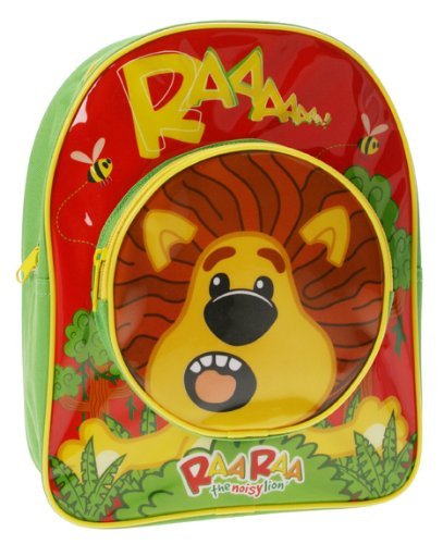 Trade Mark Collections Raa Raa The Noisy Lion Back, used for sale  Delivered anywhere in UK