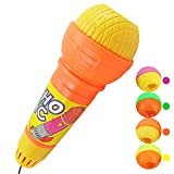 ZORE  Toys Echo Microphone Mic Voice Changer Toy Gift Birthday Present Kids Gift (AS Show)