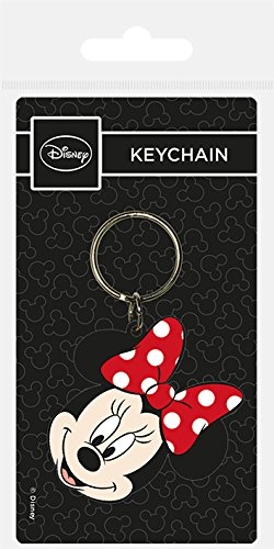 Disney Minnie Mouse Gummi Schlüsselanhänger (Mouse Gummi Mickey)