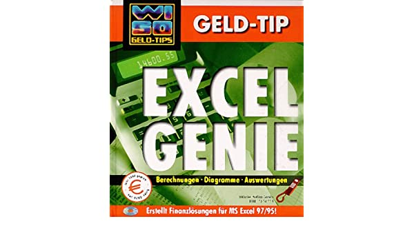 WISO Geld-Tip Excel-Genie: Amazon.de: Bücher