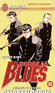 Racaille Blues Edition simple Tome 33