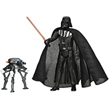 Star Wars - Figura Darth Vader, 9 cm (Hasbro B3966ES0)