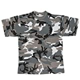 Mil-Tec Leichtes US Army Tarnshirt(Urban/M)