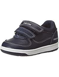 Geox B New Flick Boy B, Zapatillas para Bebés, Navy, 21 EU