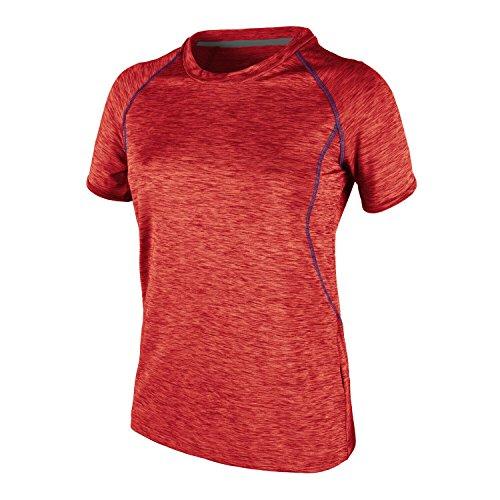 CMP Woman Stretch Melange T-Shirt 3T65566 bitter melange