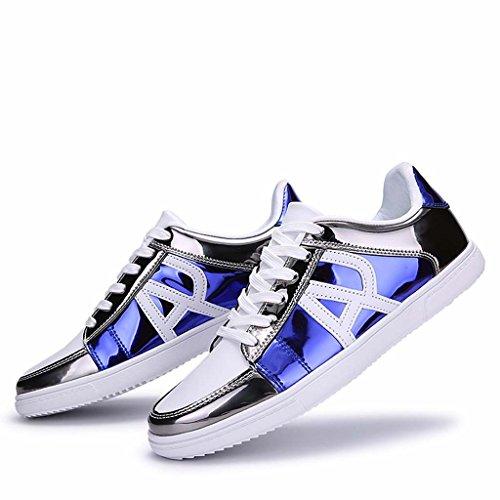 degli allaperto Scarpe aperta allaria scarpe ZXCV Blu calzano I uomo da anteriori sport di uomini pattini qz858d