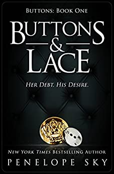 Buttons and Lace by [Sky, Penelope]