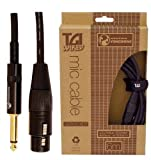 TGI TGM320D 6 m Câble Microphone Ultracore Neutrik XLR /Jack - 6m