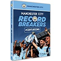 Manchester City Record Breakers Centurions