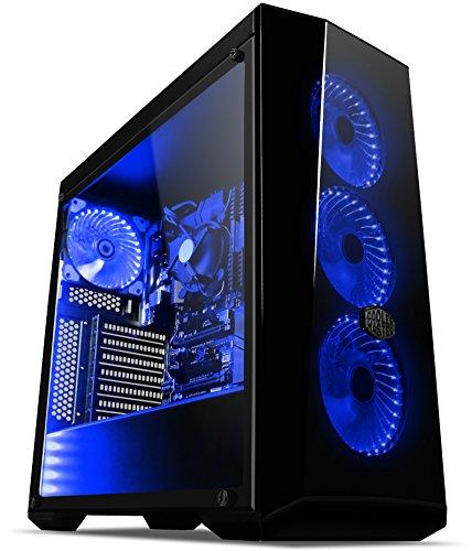 0cac7a506af VIBOX Vision 2SLW Gaming PC Ordenador de sobremesa con War Thunder ...