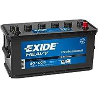 W221SE Exide Heavy Duty Commercial Professional Battery 12V 100Ah EG1008 - ukpricecomparsion.eu
