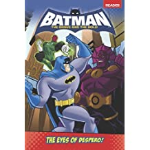 The Eyes of Despero! (Batman: The Brave and the Bold) by Jake Black (2010-05-13)