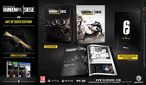 Rainbow Six Siege - Collector's Edition - Xbox One