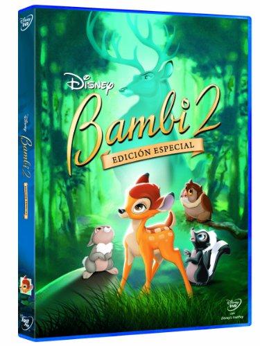 Bambi 2: El Principe del Bosque [Edizione: Spagna]