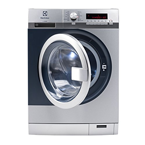 Electrolux myPRO WE170P Independiente Carga frontal 8kg 1400RPM A+++ Acero inoxidable -...