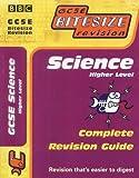 Higher Science (GCSE Bitesize Revision)
