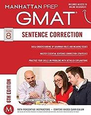 GMAT Sentence Correction (Manhattan Prep GMAT Strategy Guides Book 8)