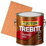 JOTUN TREBITT Lasur 935 Sibirische Lärche 10l - Holzlasur Holzschutzlasur