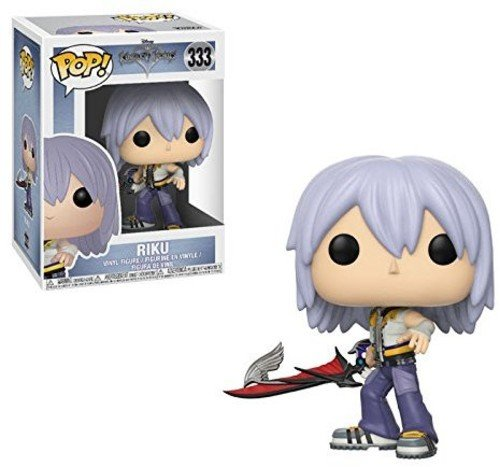 Figura Pop Disney Kingdom Hearts Riku