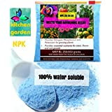Shiviproducts NPK 20 20 20 Water Soluble Fertilizer for Plants, 450g