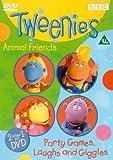 Tweenies - Animal Friends / Party Games, Laughs & Giggles [DVD] [1999]