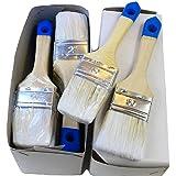 Rotix de 911612x Pincel Plano 50mm Aqua Pinceles y de pintor (también para barniz y barniz