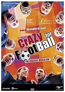 Crazy For Football (DVD)