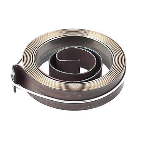 DealMux Metall Bench Drill Recoil Starter Frühling 12mm Breite (Starter Recoil Frühling)